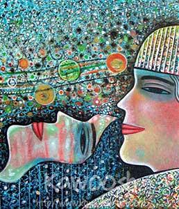 Sattar Kawoosh Painter